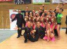 Weissacher A-Lateinformation beendet Regionalligasaison auf Rang acht